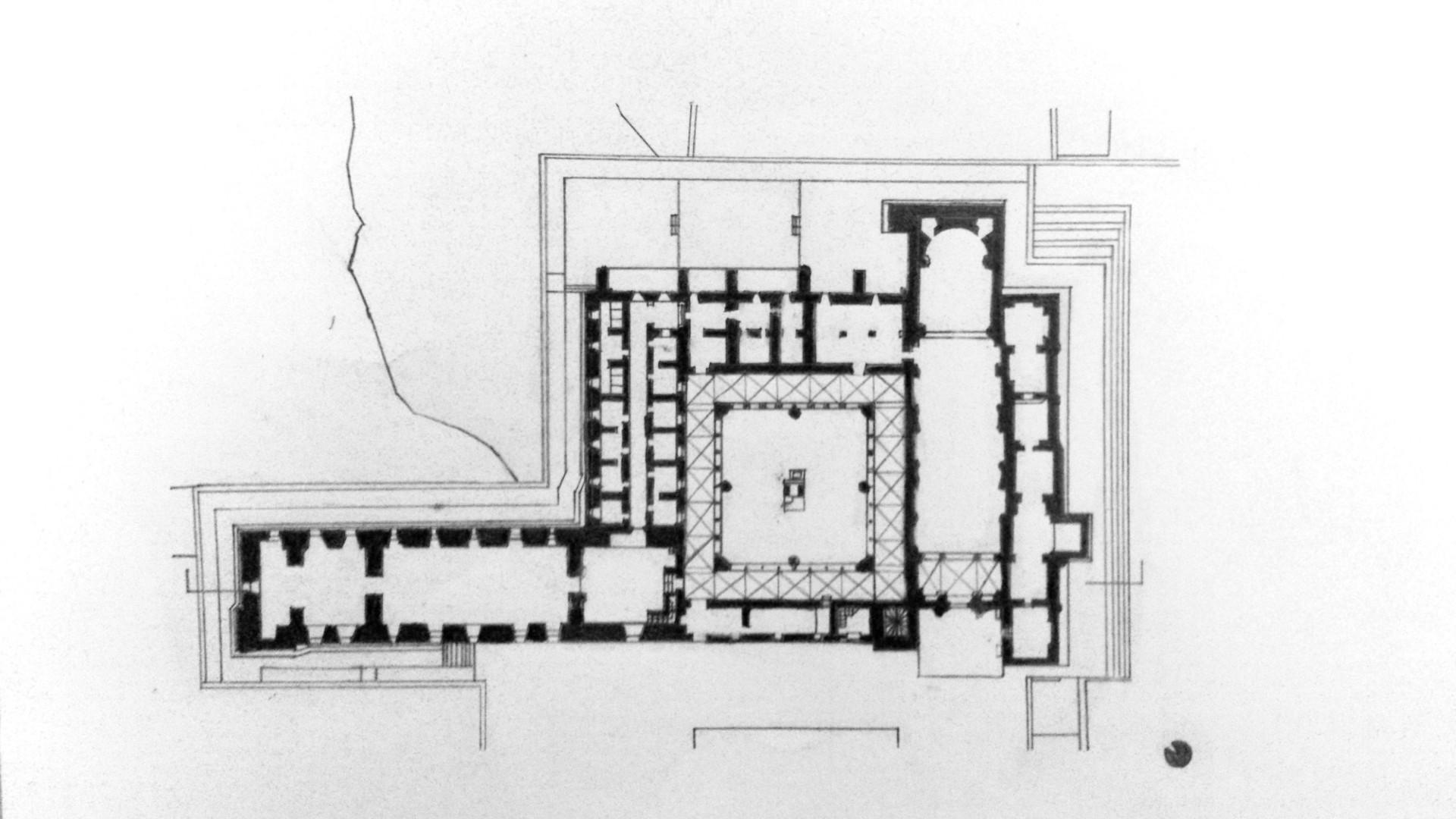 Bta bollettino telematico dell 39 arte testi for Planimetrie del palazzo mediterraneo